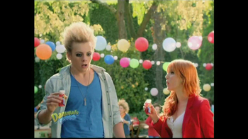 Danimals Smoothies TV Spot, 'Burstified' Feat. Bella Thorne, Ross Lynch - Thumbnail 3