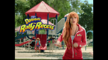 Danimals Smoothies TV Spot, 'Burstified' Feat. Bella Thorne, Ross Lynch - Thumbnail 7
