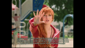 Danimals Smoothies TV Spot, 'Burstified' Feat. Bella Thorne, Ross Lynch - Thumbnail 9
