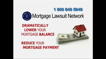 Mortgage Lawsuit Network TV Spot - Thumbnail 7