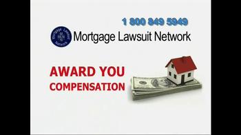 Mortgage Lawsuit Network TV Spot - Thumbnail 8