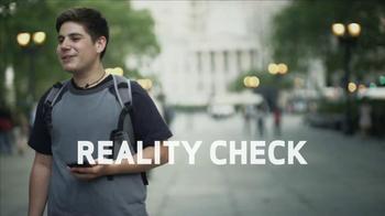 Verizon Nokia Lumia 928 TV Spot, 'Reality Check: Missed Final' - Thumbnail 2