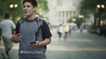Verizon Nokia Lumia 928 TV Spot, 'Reality Check: Missed Final' - Thumbnail 5