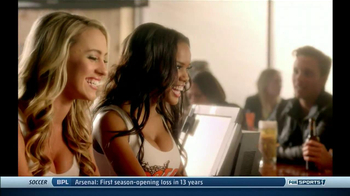 Hooters TV Spot, 'Free Draft Kit' - Thumbnail 9