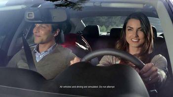 Infiniti Q50 TV Spot, 'Frozen Moment'