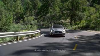 Infiniti Q50 TV Spot, 'Frozen Moment' - Thumbnail 1