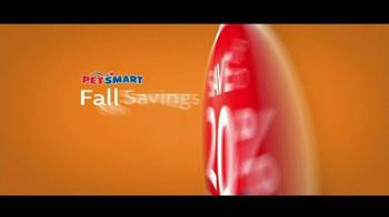 PetSmart Fall Savings Sale TV Spot - Thumbnail 4