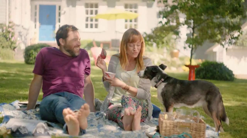Yoplait Greek Blended Yogurt TV Commercial, 'Lick the Lid Again' Song by Vassy