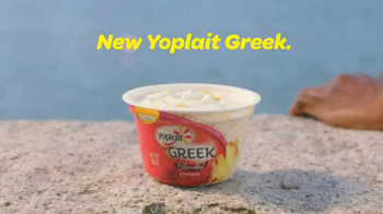 Yoplait Greek Blended Yogurt TV Spot, 'Lick the Lid Again' Song by Vassy - Thumbnail 6