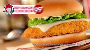Wendy's Monterey Ranch Crispy Chicken TV Spot, 'Buck Buck' - Thumbnail 7