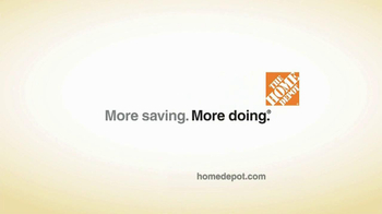 The Home Depot TV Spot, 'Beautiful and Durable' - Thumbnail 10