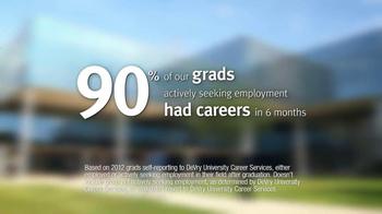 DeVry University TV Spot, 'Graduation Present' - Thumbnail 8