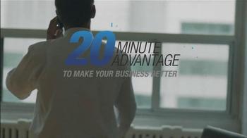 Comcast Business TV Spot, '20-Minute Advantage' - Thumbnail 7