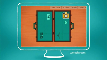 Lumosity TV Spot, 'Under Siege' - Thumbnail 10