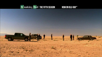 Breaking Bad: The Fifth Season Blu-ray TV Spot - Thumbnail 1