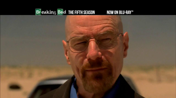 Breaking Bad: The Fifth Season Blu-ray TV Spot - Thumbnail 3
