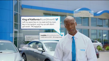 Honda Summer Clearance Event TV Spot, 'King of Kalifornia Tweets' - 260 commercial airings