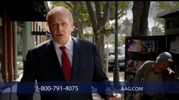 American Advisors Group TV Spot, 'Too Good' Featuring Fred Thompson - Thumbnail 4