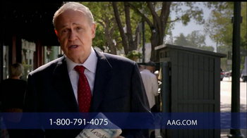American Advisors Group TV Spot, \'Too Good\' Featuring Fred Thompson