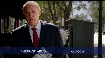American Advisors Group TV Spot, 'Too Good' Featuring Fred Thompson