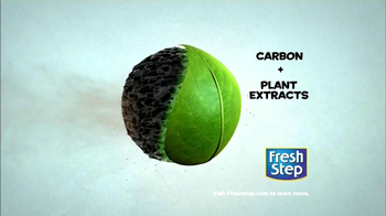 Fresh Step Odor Shield TV Spot, 'Smart Cats: DJs' - Thumbnail 8