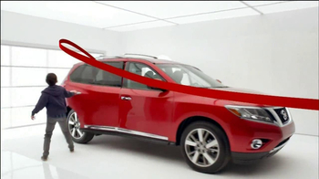 2013 Nissan Pathfinder TV Spot, 'Bottom Line Model Year-End Event' - Thumbnail 1