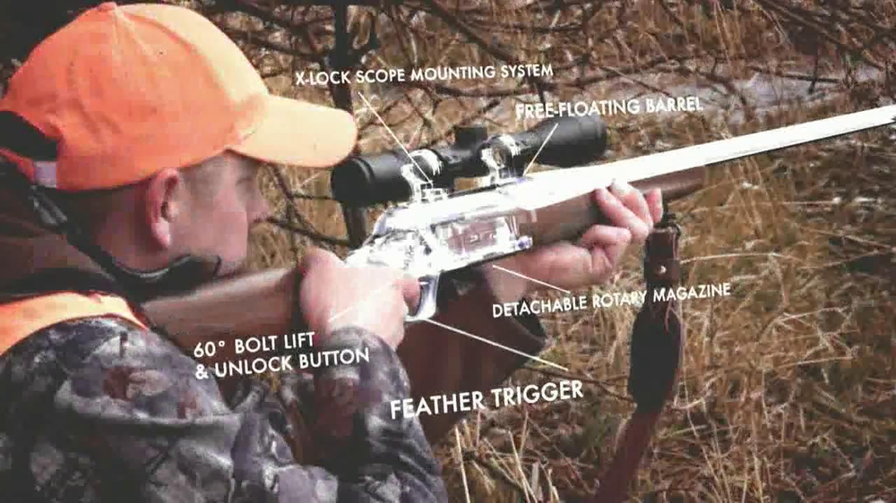 Browning X-Bolt TV Commercial, 'Total Accuracy' - Video