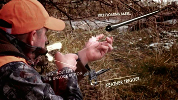 Browning X-Bolt TV Spot, 'Total Accuracy' - Thumbnail 2