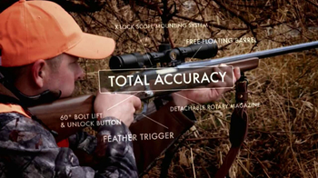 Browning X-Bolt TV Spot, 'Total Accuracy' - Thumbnail 4