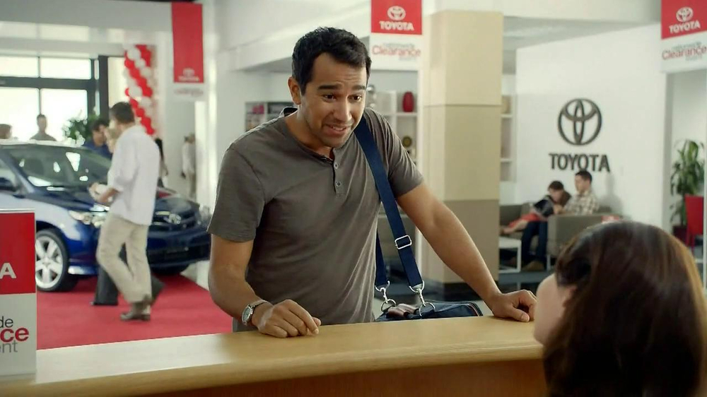 Toyota Camry Commercial Song >> Toyota Clearance Event TV Commercial, 'Chameleon' - iSpot.tv