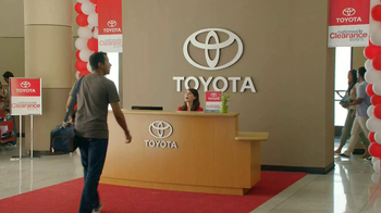 Toyota Clearance Event TV Spot, 'Chameleon' - Thumbnail 1