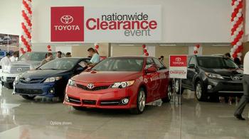 Toyota Clearance Event TV Spot, 'Chameleon' - Thumbnail 3