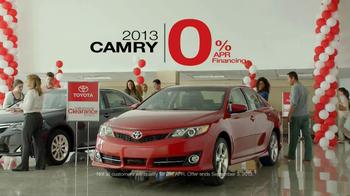Toyota Clearance Event TV Spot, 'Chameleon' - Thumbnail 7