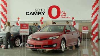 Toyota Clearance Event TV Spot, 'Chameleon' - Thumbnail 8