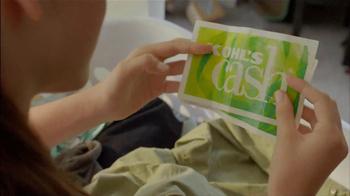 Kohl's TV Spot, 'Laundry & Kohl's Cash' - Thumbnail 7