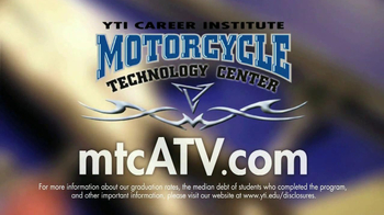 Motorcycle Technology Center TV Spot, 'Training' - Thumbnail 9