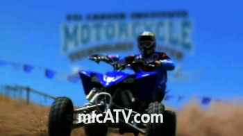 Motorcycle Technology Center TV Spot, 'Training' - Thumbnail 1