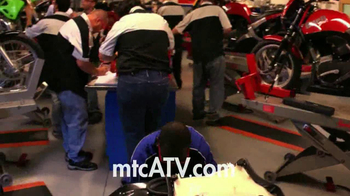 Motorcycle Technology Center TV Spot, 'Training' - Thumbnail 3