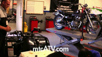 Motorcycle Technology Center TV Spot, 'Training' - Thumbnail 4