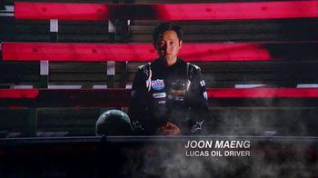 Lucas Oil Stabilizer TV Spot, 'Drifter' Featuring Joon Maeng