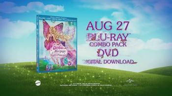 Barbie Mariposa & the Fairy Princess Blu-ray and DVD TV Spot - Thumbnail 10