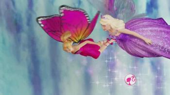 Barbie Mariposa & the Fairy Princess Blu-ray and DVD TV Spot - Thumbnail 2