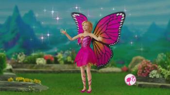 Barbie Mariposa & the Fairy Princess Blu-ray and DVD TV Spot - Thumbnail 3