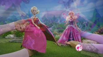 Barbie Mariposa & the Fairy Princess Blu-ray and DVD TV Spot - Thumbnail 6