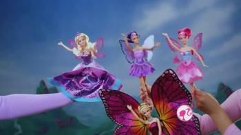 Barbie Mariposa & the Fairy Princess Blu-ray and DVD TV Spot - Thumbnail 7