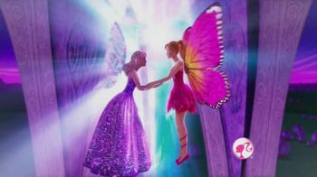 Barbie Mariposa & the Fairy Princess Blu-ray and DVD TV Spot - Thumbnail 8