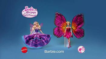Barbie Mariposa & the Fairy Princess Blu-ray and DVD TV Spot - Thumbnail 9