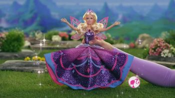 Barbie Mariposa & the Fairy Princess Blu-ray and DVD TV Spot