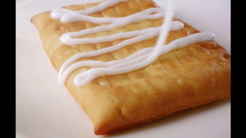 Pillsbury Toaster Strudel TV Spot, 'Door Kick With Hans Strudel' - Thumbnail 7