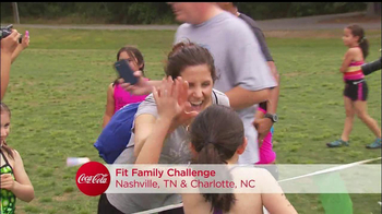 Coca-Cola TV Spot, 'Fit Family Challenge' - Thumbnail 5